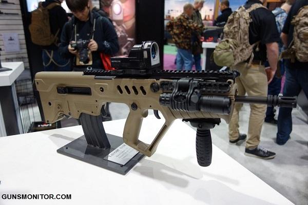 سلاح استاندارد نظامیان صهیونیست! (+تصاویر)