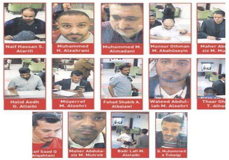 احتمال اختفای «خاشقچی» در استانبول/ شناسایی 7 مظنون در ارتباط با این پرونده