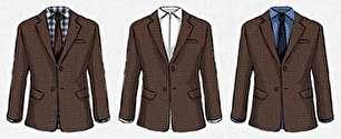 راهنمای پوشیدن کت قهوه ای برای آقایان