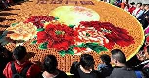 استقبال متفاوت چینیها از فصل پاییز (عکس)