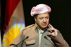 بارزانی برای ریاست جمهوری عراق نامزد معرفی کرد
