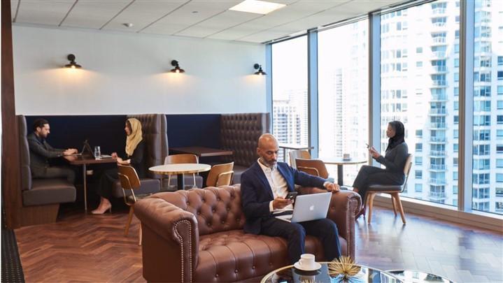 افتتاح دفاتر کار اشتراکی سروکورپ در برج کیان تهران