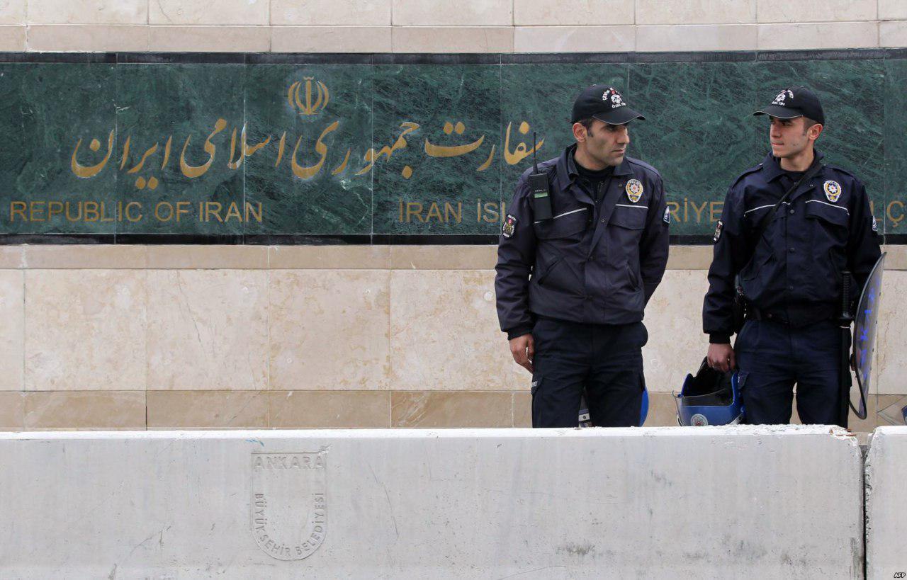 تخلیه سفارت ایران در ترکیه بعد از تهدید حمله انتحاری / قاسمی: تکذیب می شود