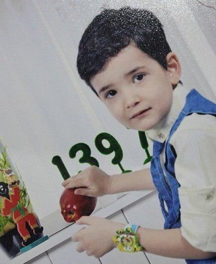 درخواست پلیس از مردم برای شناسایی پسربچه ربوده شده (+عکس)