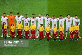 اعلام ترکیب تیم ملی در دیدار برابر بولیوی