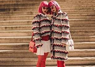 جدیدترین مدلهای پالتو زنانه برای پاییز 2018 (عکس)