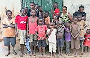 سرگذشت غم انگیز زن 40 سالهای که تاکنون 44 بچه به دنیا آورده! (+عکس)