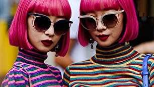جدیدترین مدلهای لباس زنانه در «هفته مد لندن» (+عکس)