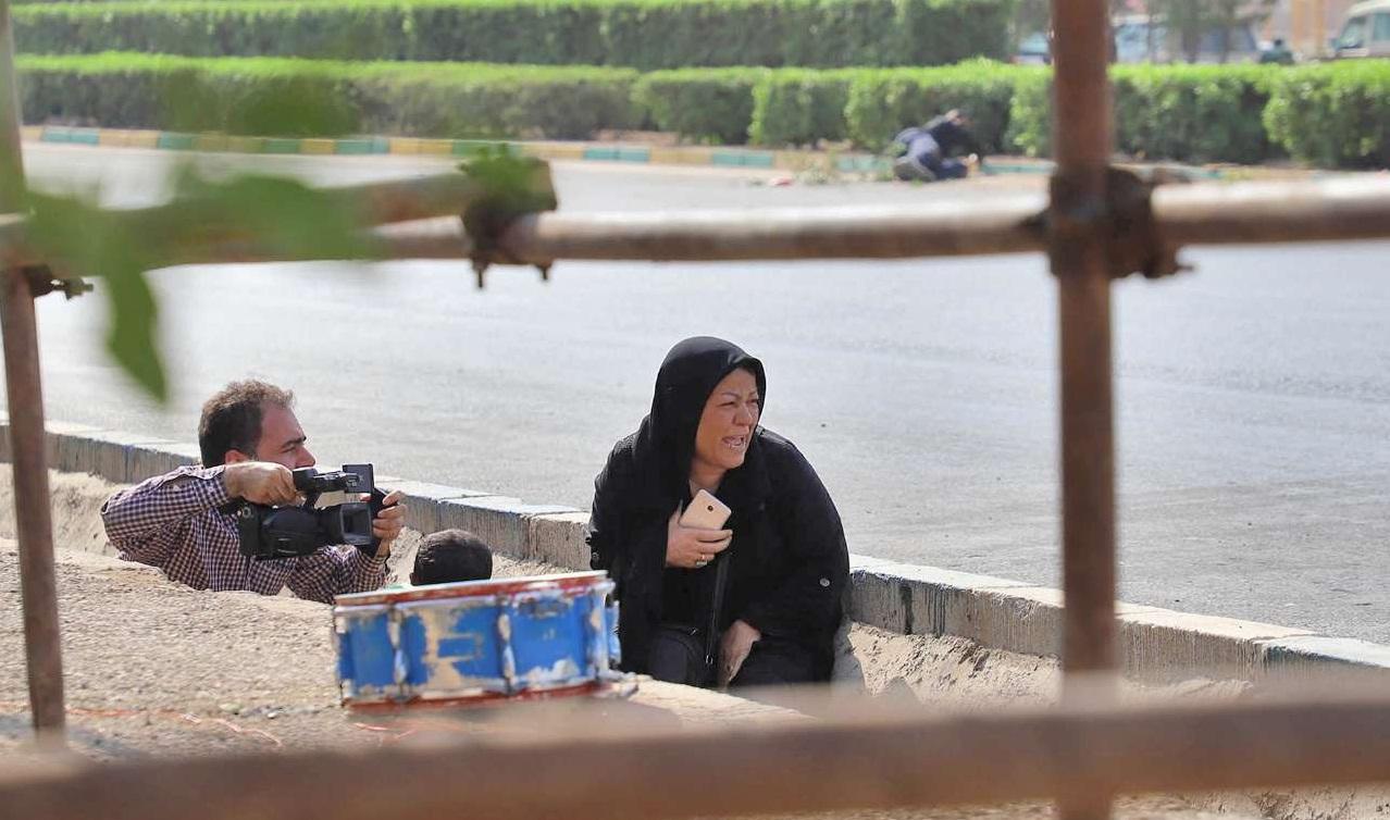عکاسان خبری فاجعه تروریستی اهواز تجلیل میشوند