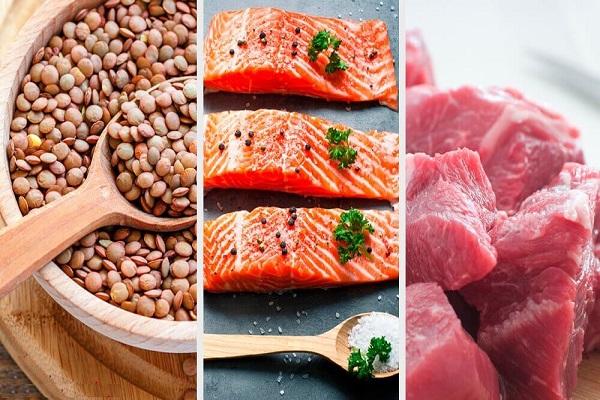 از فواید پروتئین بدون چربی