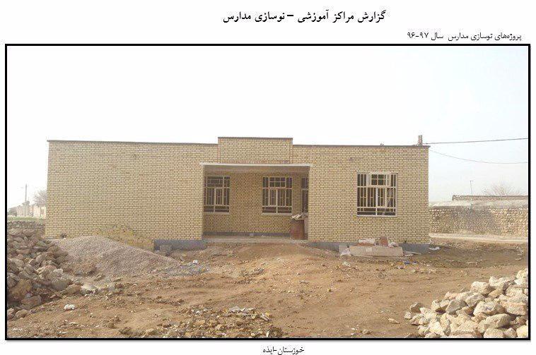 نوسازی و مقاوم سازی بیش از 1800 کلاس درس توسط بنیاد علوی در کشور