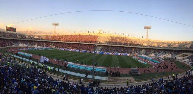 60 هزار نفر در آزادی/ گوینده زن ورزشگاه بالاخره مجوز گرفت
