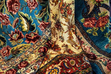 رشد صادرات فرش دستباف ایران در 4 ماهه امسال