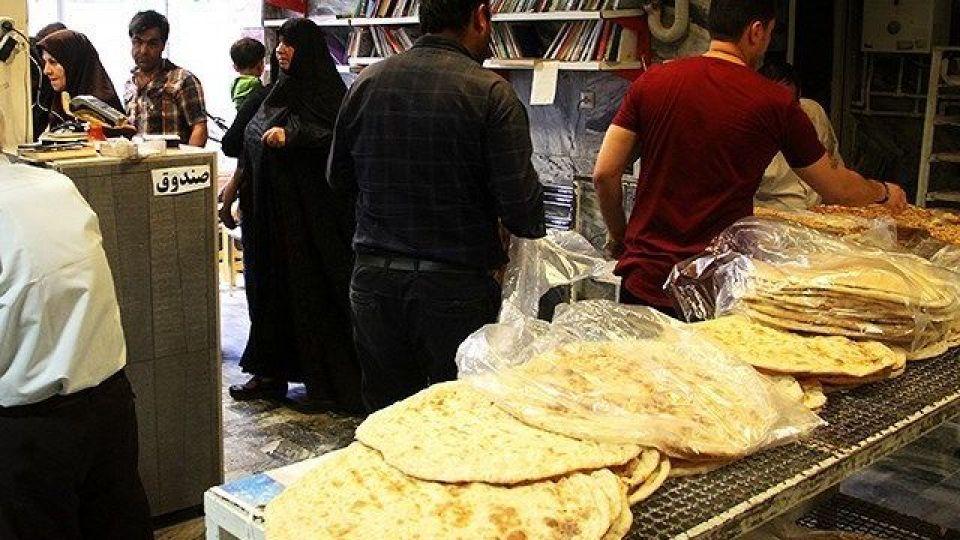 افزایش 10 درصدی قیمت نان در استانها غیر از تهران/ هرگونه افزایش قیمت لبنیات تخلف است