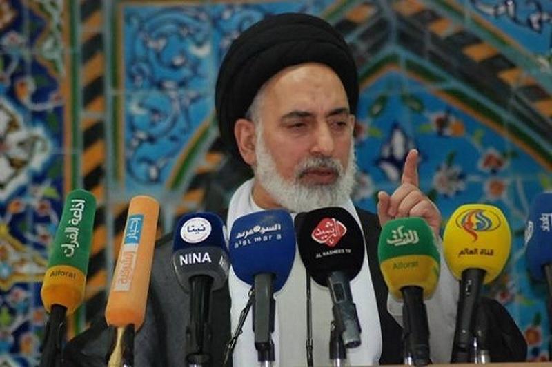 امام جمعه نجف خواستار لغو ویزا برای زائران ایرانی اربعین شد