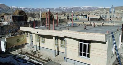 اتمام خانه های روستایی زلزله زده کرمانشاه تا 21 آبان