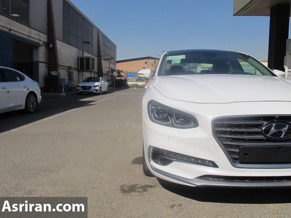 هیوندا آرزای جدید به تهران رسید / آیا ورود این خودروها به بازار قیمت را کاهش می دهد؟ (+عکس)