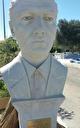 کراوات نزنید حتی شما مجسمۀ دکتر شریعتی!