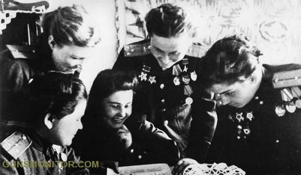 جادوگران شب؛ منفورترین زنان روسی در آلمان!(+تصاویر)