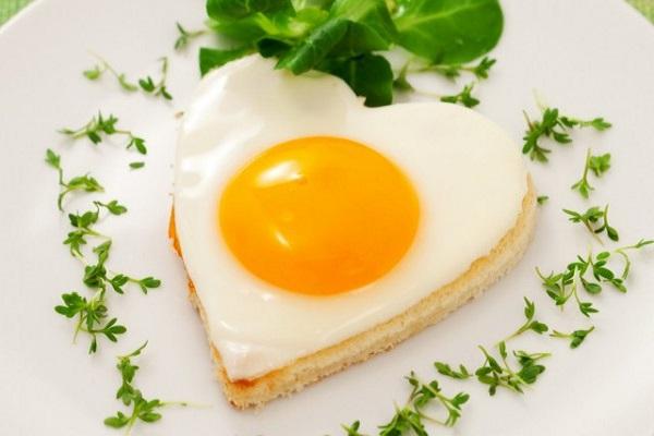 کاهش خطر بیماری قلبی با مصرف تخم مرغ