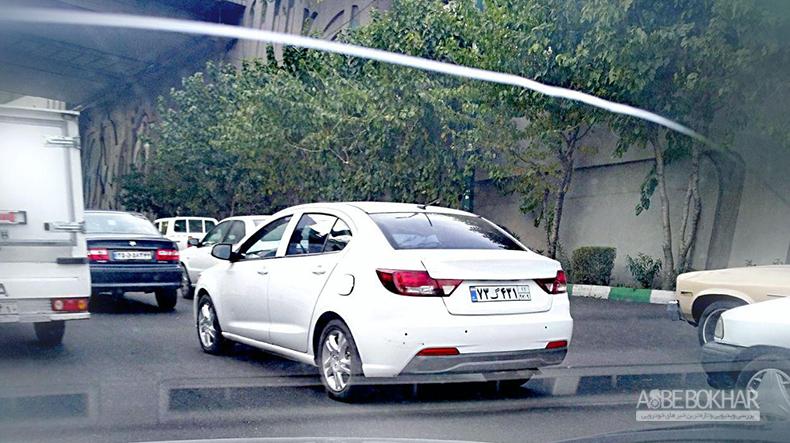 آغاز تست های فنی خودروی جدید سایپا در جاده ها ( + عکس و تصاویر خط تولید)