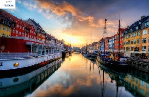 کپنهاگ کجاست؟