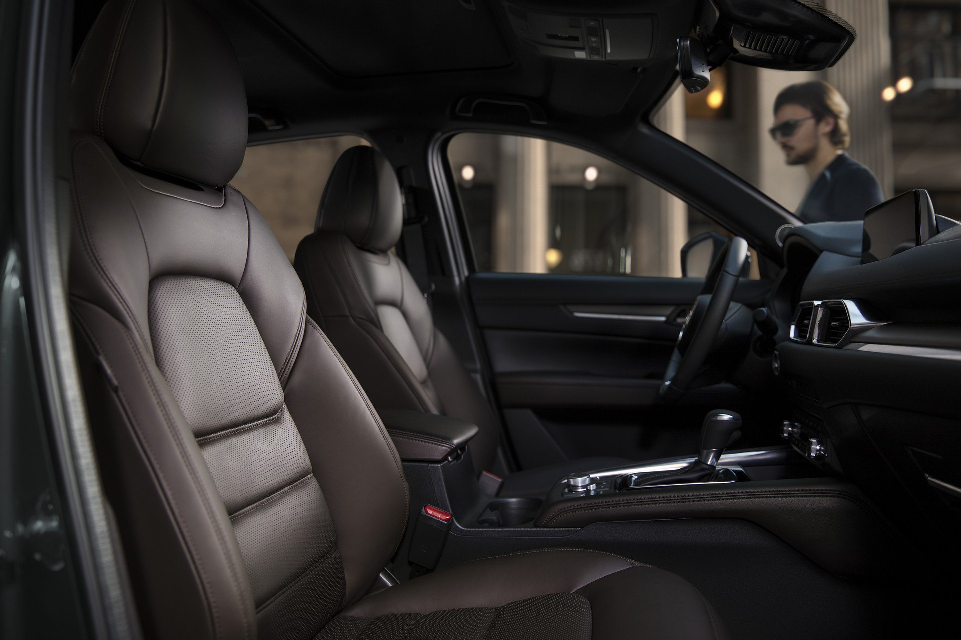 مزداCX- 5  2019، نرم و قدرتمندتر از همیشه/ این خودرو اعتماد به نفس راننده را در حرکت افزایش میدهد