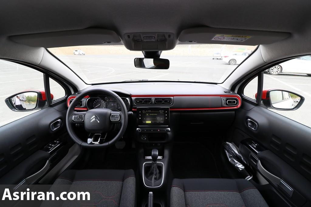 تجربه رانندگی با سیتروئن C3 در ایران/ کوچک چابک چه حرف هایی برای گفتن دارد؟ (+عکس)