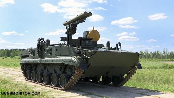 روسی که شکارچی تانک است! (+تصاویر)