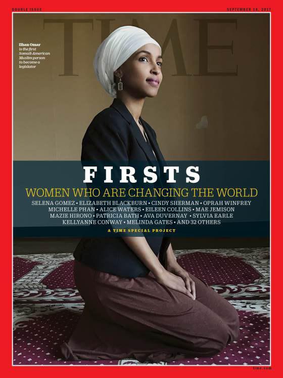 دو زن مسلمان که کابوس ترامپ هستند