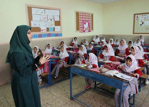 """معلمان زن باید در اکثریت باشند/ آموزش و پرورش شهریهای، مفسدهخیر است / تربیت در مدارس مبتنی بر   معلمان زن باید در اکثریت باشند / تربیت در مدارس مبتنی بر """"تبعیت"""" است نه """"خلاقیت"""" 908551 238"""