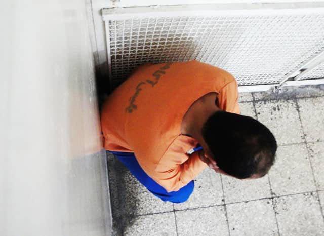 دستگیری قاتل همسرکش در منزل پدرزنش  (+عکس)