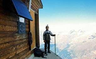 خانهای روی خطرناکترین قله جهان (عکس)