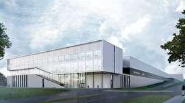 مرسدس بنز مدرنترین سالن تولید  خودرو در جهان را راه اندازی می کند