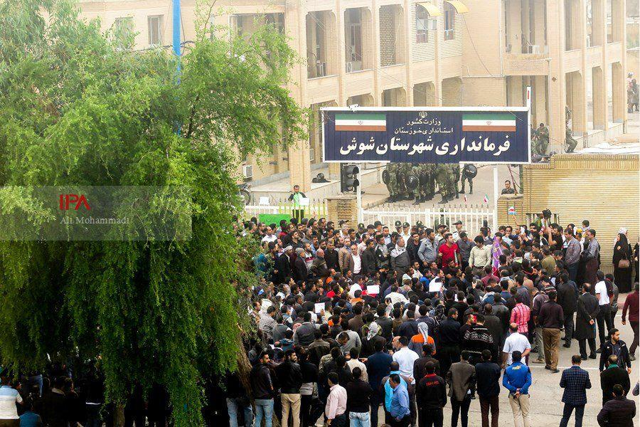روزگار تلخ کارگران نیشکر هفت تپه خوزستان