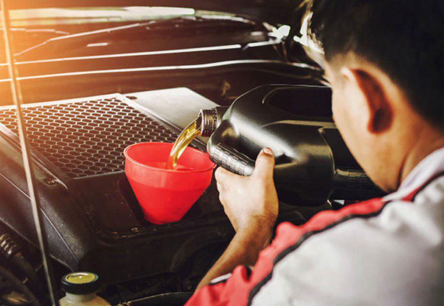 تعویض روغن موتور و کاهش مصرف سوخت