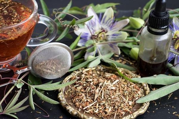 درمان بیماری با چای!