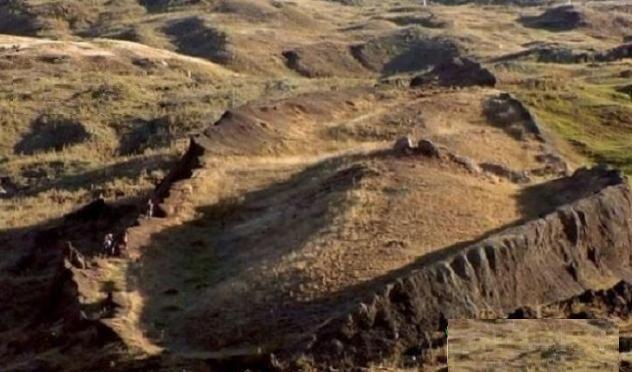 ادعای پیدا شدن بقایای کشتی نوح در ایران