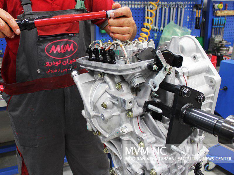 مرکز تخصصی تعمیر گیربکس های AT و CVT مدیران خودرو آغاز به کار کرد (+عکس)