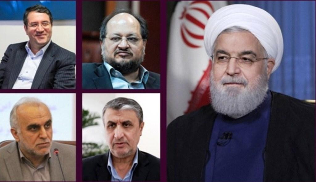 4 وزیر دولت انتخاب شدند (+سوابق)