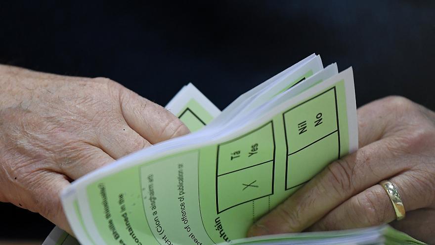 همهپرسی ایرلند؛ رای اکثریت به حذف جرم بودن