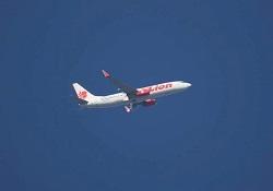 سقوط هواپیمای مسافربری اندونزی در دریا