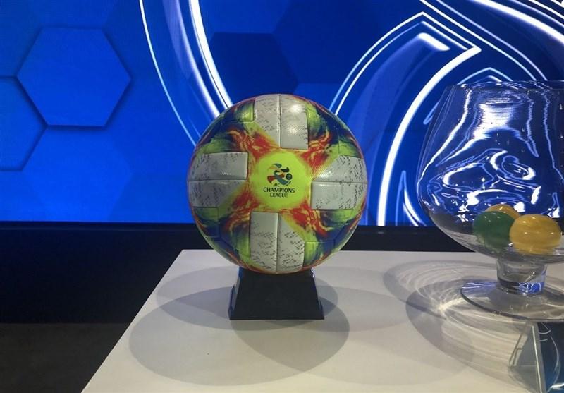 رونمایی از توپ لیگ قهرمانان آسیا (+عکس)