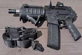 """اسلحه ای که """"سبک ترین"""" در نوع خود است! (+تصاویر)"""