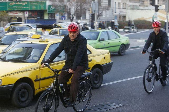 دوچرخهسواری حناچی در