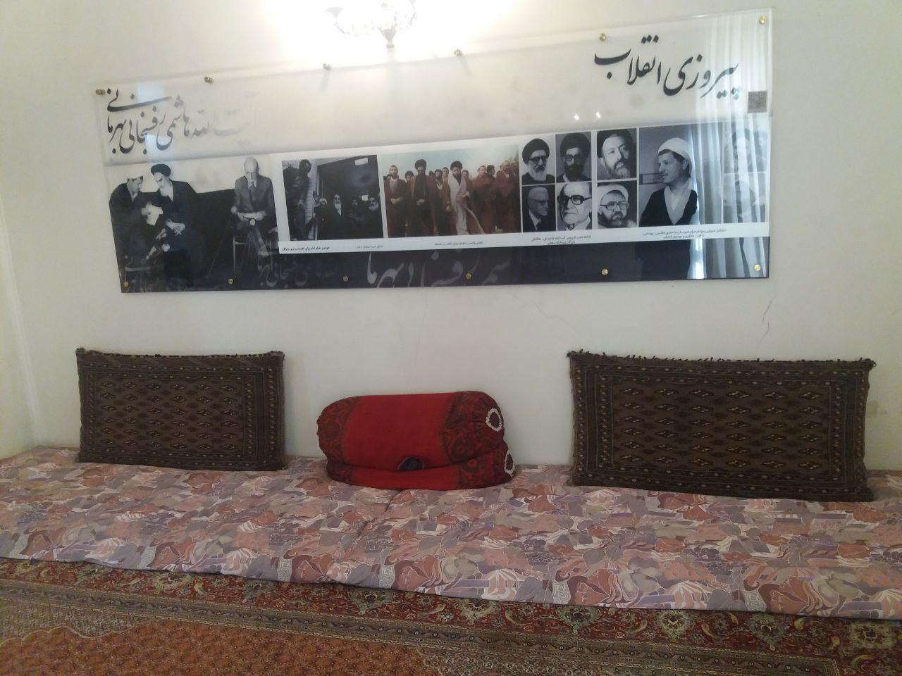 از شايعه تا حقيقت «كاخ هاشمي»/ بازديد رايگان از تاريخ مصور يك انقلاب