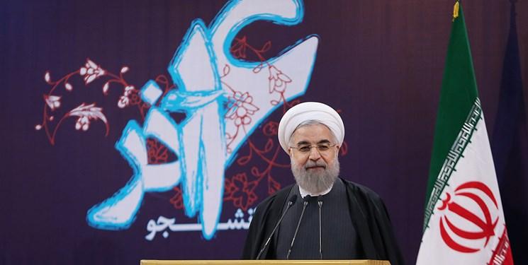 روحانی: به وزیر علوم بارها گفتم مقابل بازداشت دانشجویان به بهانههای سیاسی بایستد/ FATF خوب یا بد لازمه ارتباط مالی با جهان است