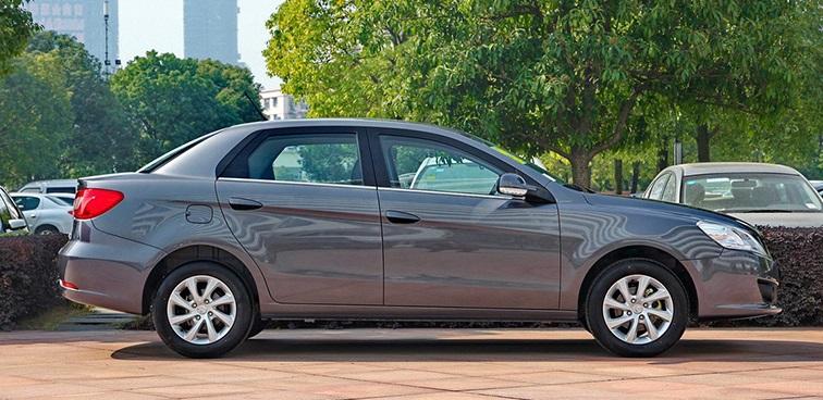 دانگ فنگ S30 خودرویی که به زودی به بازار ایران می آید (+عکس)