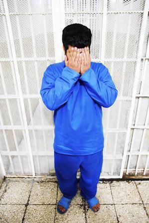 مردی که در پارک های تهران مردم را برای تفریح آتش می زد دستگیر شد / ک (+عکس)