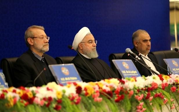 هشدار روحانی به غرب درباره تبعات تحریم ایران: آوار مواد مخدر، پناهجو و تروریسم در انتظارتان است